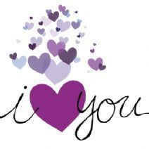 http://www.avalisa.com/  I Love You Stretched Wall art from $59