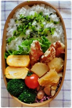 obento 2013/3/1 Japanese Lunch Box, Japanese Food, Healthy Lunches For Work, Plate Lunch, Bento Box Lunch, Lunch Boxe, Asian Recipes, Food Inspiration, Kids Meals