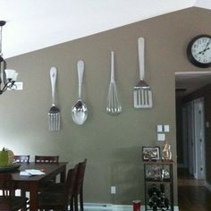 Wall Art Diy On The Pinterest Decor And Kitchen