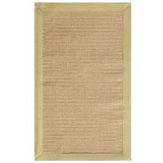 Home Decorators Collection Washed Jute Beige 12 ft. x 15 ft. Area Rug - Model # 0364440420 at The Home Depot