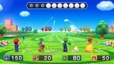 Mario Party 10 + Mario amiibo bundle for Nintendo Wii U