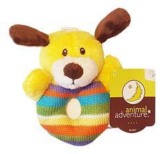 Baby Ring Plush ~ Dog Animal Adventure http://www.amazon.com/dp/B01BT3JFV6/ref=cm_sw_r_pi_dp_J4-axb0QK2CKD