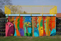 Dears in Speeltuin De Zandweerd | Flickr - Photo Sharing!