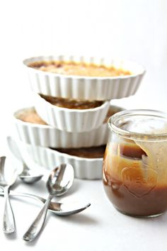 Coffee Caramel Creme Brulee