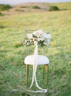 Organic wedding bouquet: http://www.stylemepretty.com/2017/04/21/an-elegant-island-style-elopement/ Photography: Aria Studios - http://www.ariastudios.com/