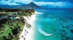 Flic en Flac auf Mauritius