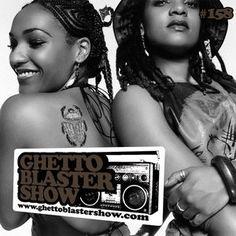 Ghettoblastershow #158 (Dec. 07/13) by #gonesthedj Tracks from : Les Nubians feat. The Roots – RC & The Gritz feat. Erykah Badu – Hi-Tek – Skim & Tone – Hint feat. Kinny – Will Smith feat. DJ Jazzy Jeff & Biz Markie & Slick Rick – Cutty Lark – New Sector Movements – Silhouette Brown feat. Sadat X – Melo – Stevie Wonder – Trouble Man – Jamiroquai – T-Ski Valley – Digital Underground – Wee Papa Girl Rappers – James Brown – Mr. Scruff & Ramsey Lewis