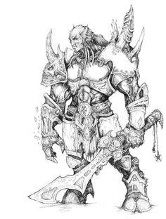 World Of Warcraft fan Art by AlexBoca on deviantART