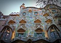 Casa Batllo by Gaudi, Barcelona, Spain Gaudi, Art Nouveau Architecture, Architecture Design, Ibiza, Spain Holidays, The Good Place, House Styles, World, Building