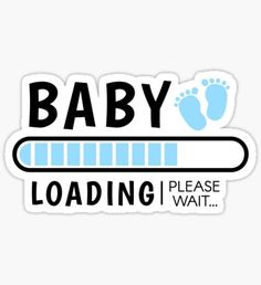 Pregnancy Reveal stickers featuring millions of original designs created by independent artists. Baby Shower Card Sayings, Baby Shower Thank You, Baby Boy Shower, Pregnancy Scrapbook, Baby Boy Scrapbook, Baby Clip Art, Baby Art, Baby Tumblr, Image Clipart