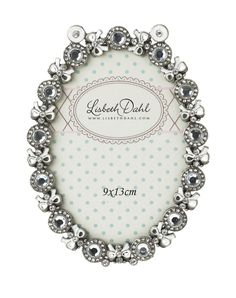 Beautiful frame with Bows by Lisbeth Dahl Copenhagen Spring/Summer 13. #LisbethDahlCph #Bow #Frame