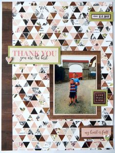 My Heart Is Full - - Auburn Lane collection My Heart Is Full, Happy Mail, Just Amazing, Auburn, Scrapbook Pages, Life Is Good, Layouts, Paper Crafts, Kit