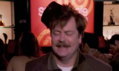 i'm ron mother f***ing swanson