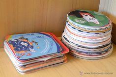 LOTE 117 POSAVASOS PUBLICITARIOS DISTINTOS PUBLICIDAD VER TODOS EN FOTOGRAFIAS