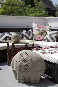The Cross Decor & Design - decks/patios - patio furniture, patio seating, patio sectional, outdoor sectional, outdoor entertaining, outdoor ...