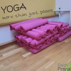 Yoga. More than just poses :)  Follow your Path2Prana.