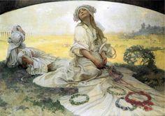 Alphonse Mucha - c1918 Naše Písen