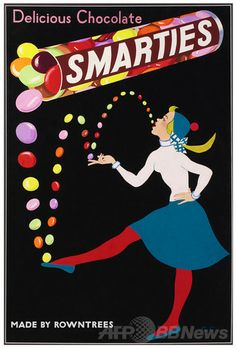 Smarties (c)AFP/NESTLE UK  IRELAND