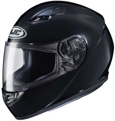 Black, Small HJC Helmets Unisex-Adult Full-Face-Helmet-Style DS-X1 Solid Helmet