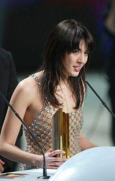 Une robe très... transparente pour les NRJ Music Awards 2004