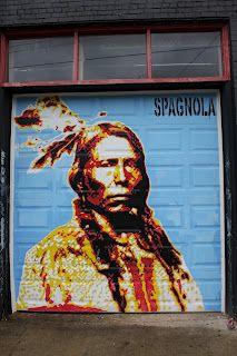dustin spagnola, asheville art