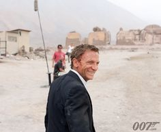 "James Bond 007 (@007) on Instagram: ""Daniel Craig (Bond) on location in Chile for QUANTUM OF SOLACE (2008). #BTS #JamesBond #007…"""
