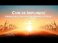 """Mulți oameni din cercuri religioase aderă la prorocirea care spune că Domnul va coborî pe un nor și ei Îl așteaptă să vină sub această formă ca să-i ridice în Împărăția cerurilor, dar trec cu vederea prorocirile Domnului că va veni în taină:  """"Iată, Eu vin ca un hoţ"""" (Apocalipsa 16:15). (NTLR®) """"La miezul nopţii a răsunat un strigăt: «Iată mirele! Ieşiţi-i în întâmpinare!»"""" (Matei 25:6). (NTLR®) Așadar cum se împlinesc aceste prorociri ale întoarcerii Domnului? #Filmul_Evangheliei #Evanghelie Fragment 1, Itunes, Beautiful, Youtube, Movie Posters, Movies, Bible, Christian Movies, Best Husband"""
