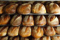 Article about great US loaves...mouth-watering... Listened to a French radio show all about the perfect baguette this weekend- this is a great follow-up!