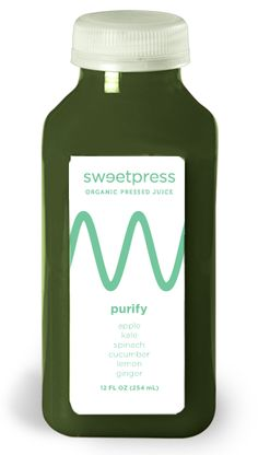 juicing ideas- sweetpress purify