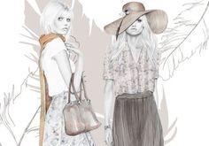 3. #Birdy & Me - 7 Best #Fashion Illustration #Blogs ... → Fashion #Illustration