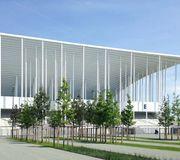 Nouveau Stade Bordeaux, Herzog et de Meuron architectes, Bordeaux