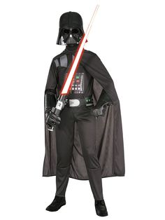 Darth Vader Child Costume | Boys Star Wars Costumes