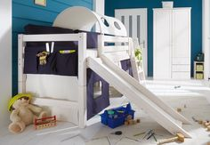 Bunk Beds, Toddler Bed, Loft, Furniture, Home Decor, Products, Kids, Beds, Bed Ideas