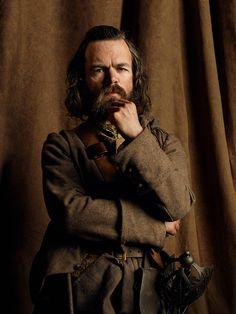 Outlander - © Starz Entertainment, saison 2 - Stephen Walters (Angus Mhor)