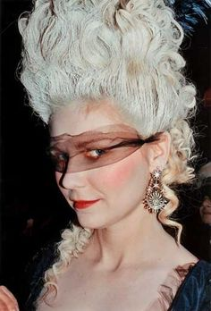 Simply gorgeous.  Kristen Dunst as the young queen of France in Sofia Coppola's Marie-Antoinette (2006)