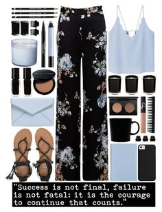 """Fatal"" by valdep ❤ liked on Polyvore featuring Ghost, MANGO, Billabong, Rebecca Minkoff, iittala, T3, The New Black, GHD, Forever 21 and Bobbi Brown Cosmetics"