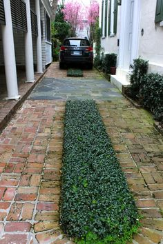 Permeable Driveways with Design in Mind « Simply Gardens