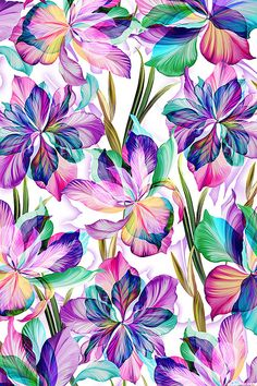 5 Beginner Watercolor Painting Mistakes painting lesson by Jennifer Branch – 2019 – Floral Decor Flower Backgrounds, Flower Wallpaper, Pattern Wallpaper, Wallpaper Backgrounds, Iphone Wallpaper, Lily Wallpaper, White Wallpaper, Floral Print Background, Floral Prints