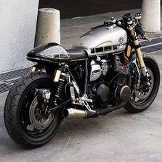 1978 Yamaha XS1100 cafe racer