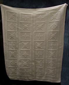 I designed this Snowflake Afghan. It won Best of Show in 2012 at a fall fair.