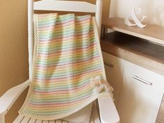Made in K-town: Starlight Baby Blanket Pattern