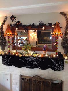 Photo Credit: Kristy Light  Grandin Road's Spooky Decor Challenge 2012