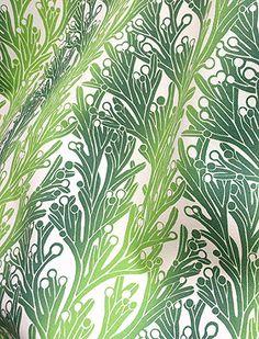 Kelp me Moss - Fabric - Oliveira Textiles