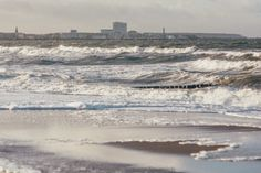 Winterstürme an der Ostsee #rostock
