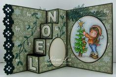 Beautiful card for Christmas
