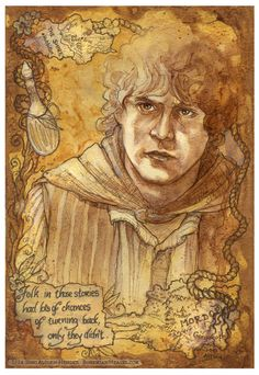 The Abbreviated LotR & Hobbit Gallery (film-inspired) Aragorn, Gandalf, Legolas, Fellowship Of The Ring, Lord Of The Rings, O Hobbit, Hobbit Art, Hobbit Hole, Samwise Gamgee