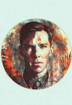 Benedict Cumberbatch as Alan Turing in The Imitation Game. Fanart Appreciation Post.