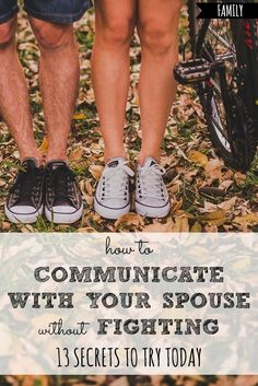 wonder how to communicate with your spouse without fighting? How to bring up the hard topics without both of you immediately feeling defensive? Here's how you can BOTH win! Wife Quotes, Advice Quotes, Strong Quotes, Attitude Quotes, Quotes Quotes, Marriage Relationship, Marriage Advice, Relationship Fights, Relationship Challenge