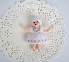 #miniaturebaby #dollclothes #dollhouseclothes