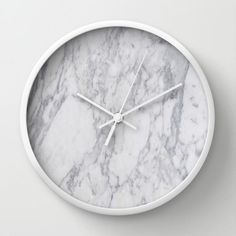 8 Creative Wall Clock Designs from Society6 - Design Milk